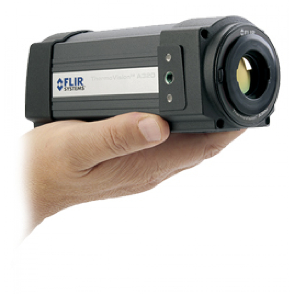 FLIR A300 (30Hz) 18mm Lens 25° FoV Thermal Imaging Camera