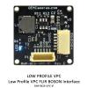 Low Profile BOSON VPC Interface Module