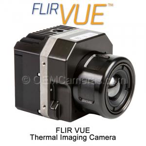 FLIR VUE 640 Thermal Imager 9mm Lens - 7.5Hz