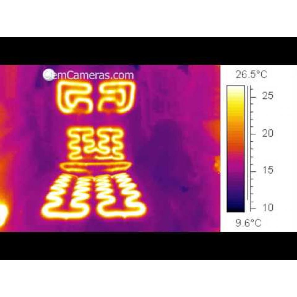 FLIR A65 7.5mm (30 Hz) - 90° FoV Thermal Imaging Camera