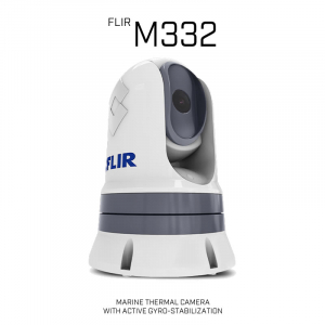 FLIR M332 Marine Thermal Camera with Active Gyro-Stabilization