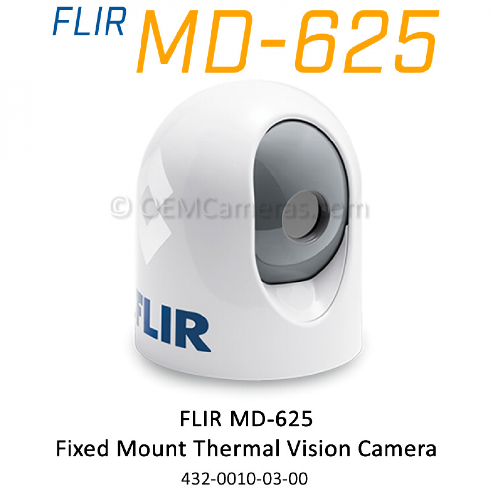 FLIR MD625 Fixed Mount Thermal Vision Camera