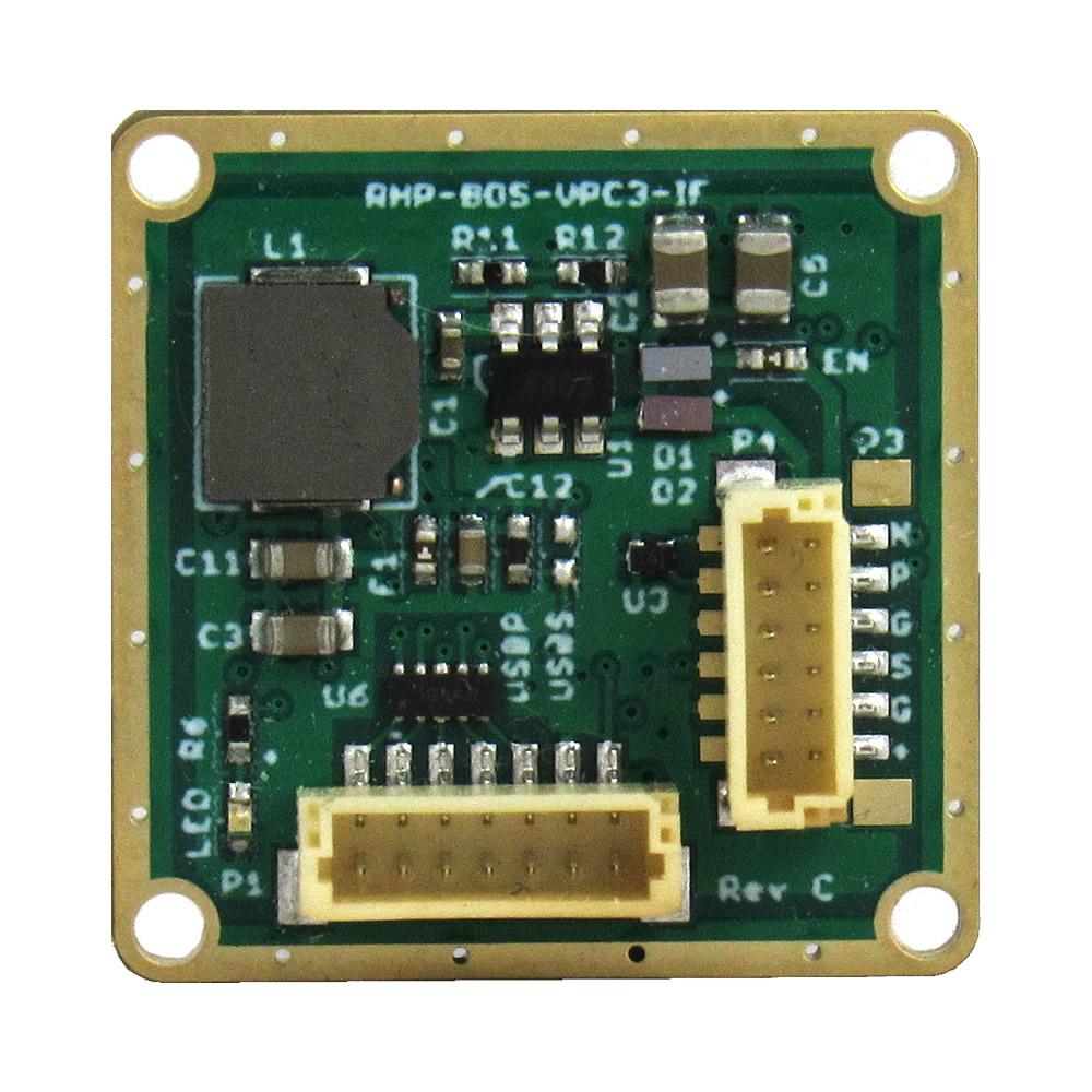 Low Profile BOSON VPC3 Interface Module with USB3