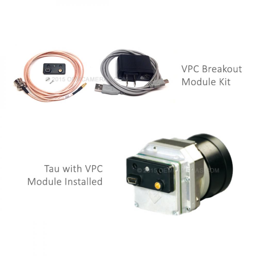 FLIR Tau 2 336 x 256 13mm 25°HFoV - LWIR Thermal Imaging Camera Core 30Hz