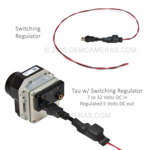 Teledyne FLIR Tau 2 336 x 256 50mm 6.5° LWIR Thermal Imaging Camera Core 30Hz